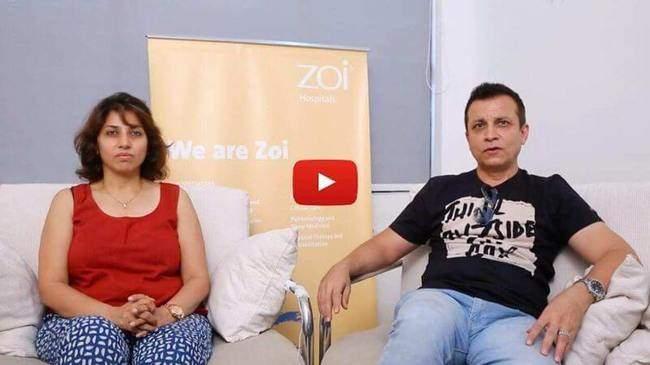 Experience at Zoi Hospitals