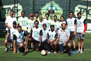 #AbChooseLife Foot Ball Tournament