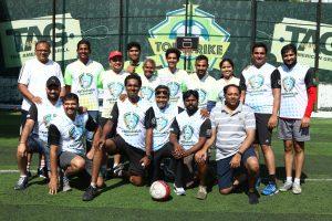 #AbChooseLife Foot Ball Tournament