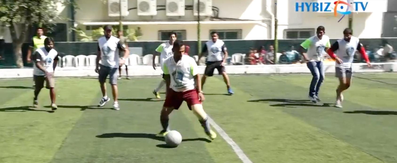 From Knee Surgery to Winning a Football Match in 6 Months