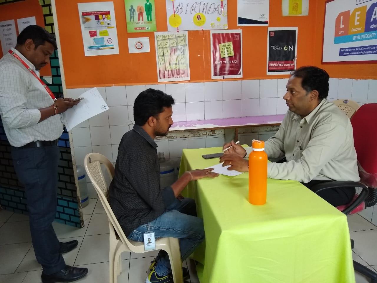 OPD Consultation at SPAR
