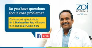 Dr. J. Madhusudhan Rao LIVE on ZOI