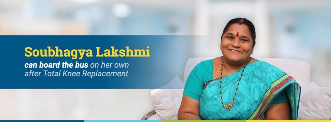Lakshmi #GetsBackOnTrack with Zoi Hospitals