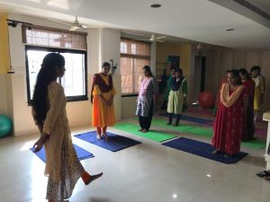 #Free Yoga and Nutritional Program for Pregnant Women